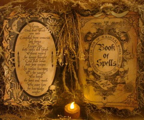 Primitive Halloween Decor