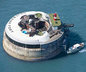 Private Island Fort Hotel