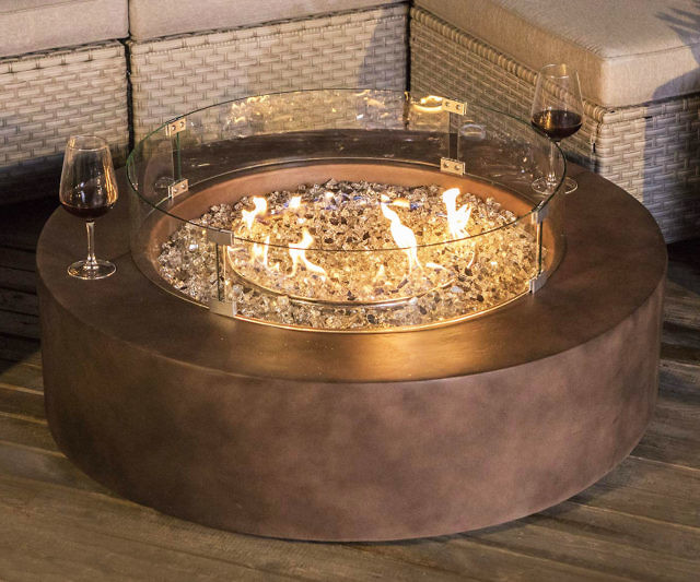 Astounding Propane Fire Pit Coffee Table Unemploymentrelief Wooden Chair Designs For Living Room Unemploymentrelieforg
