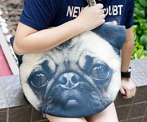 Pug Purse