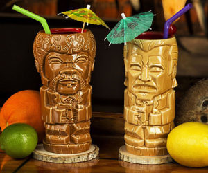 Pulp Fiction Tiki Mugs