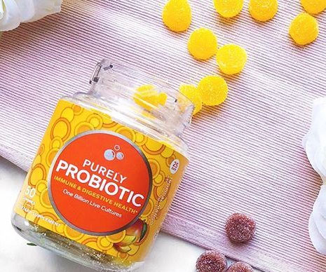 Probiotic Gummy Supplement