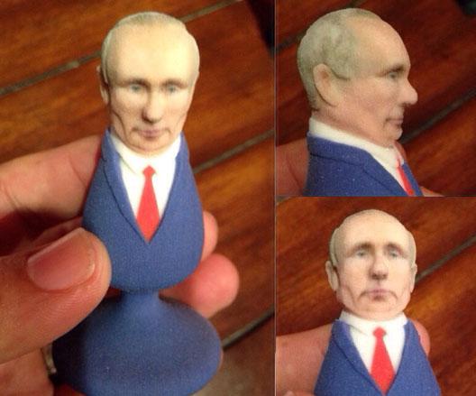 Putin Butt Plug-3259