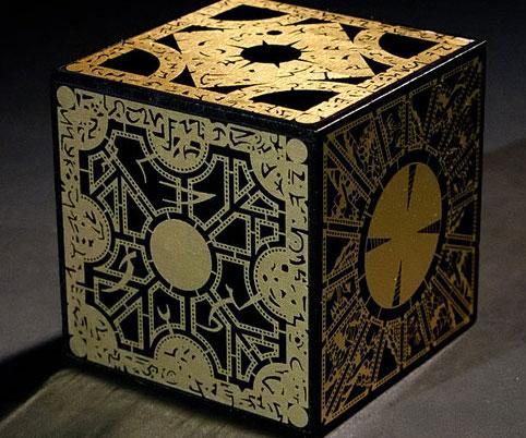 The Box Says: Knock Thrice
