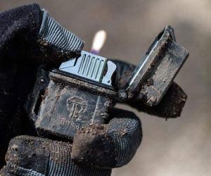 Zippo Lighter Armor