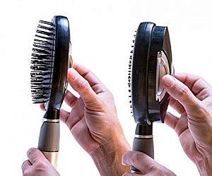 Brisk Cleaning Hair Brush