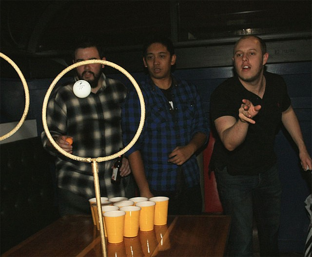 Harry Potter Quidditch Beer Pong