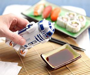 R2-D2 Soy Sauce Dispenser