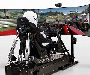 Realistic Racing Simulator