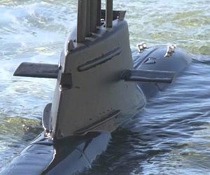 Radio Control Submarine