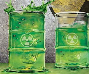 Radioactive Waste Drinking...