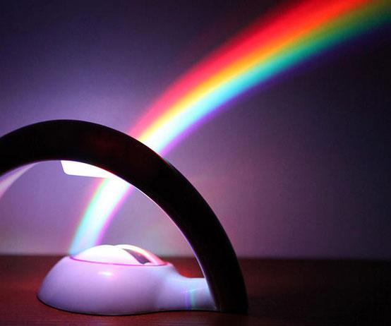 Rainbow Light Projector & Light Projector azcodes.com