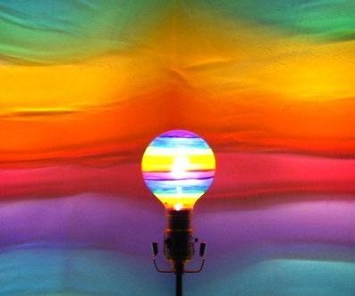 Rainbow Mood Light
