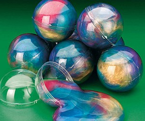 Rainbow Putty Balls