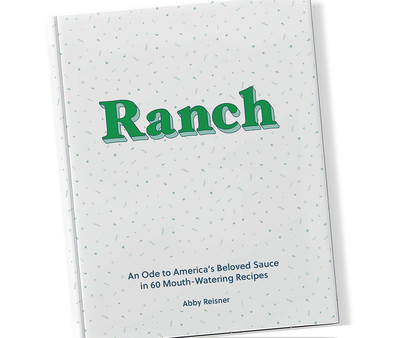 Ranch Dressing Recipe Book - coolthings.us