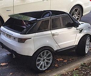 Range Rover RideOn Car - Ride on cars