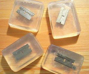 Razor Blade Soap
