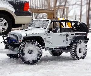 Remote Control Jeep Wrangler