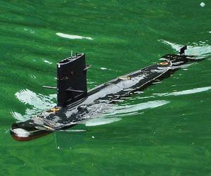 R/C Submarine Kit