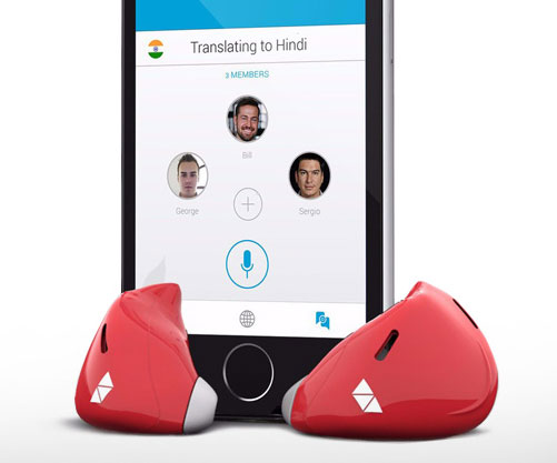 Real Time In-Ear Language Translator