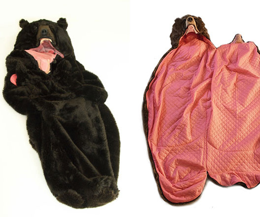 realistic bear sleeping bag1 - NO.1# BEAR SLEEPING BAG FOR ADULT/CHILDREN