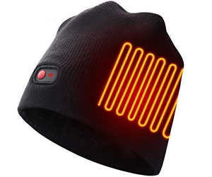 Rechargeable Heated Beanie