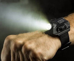 Tactical Flashlight Wristw...