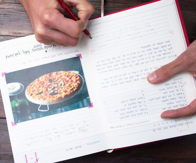 My family recipe cookbook forumfinder Image collections