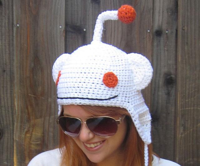 Reddit Alien Hat