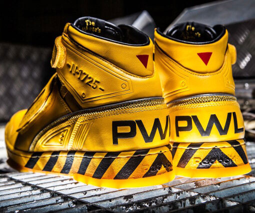 Reebok's Alien Themed Sneakers