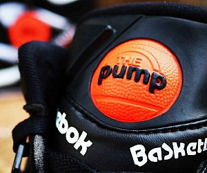 reebok pump up trainers