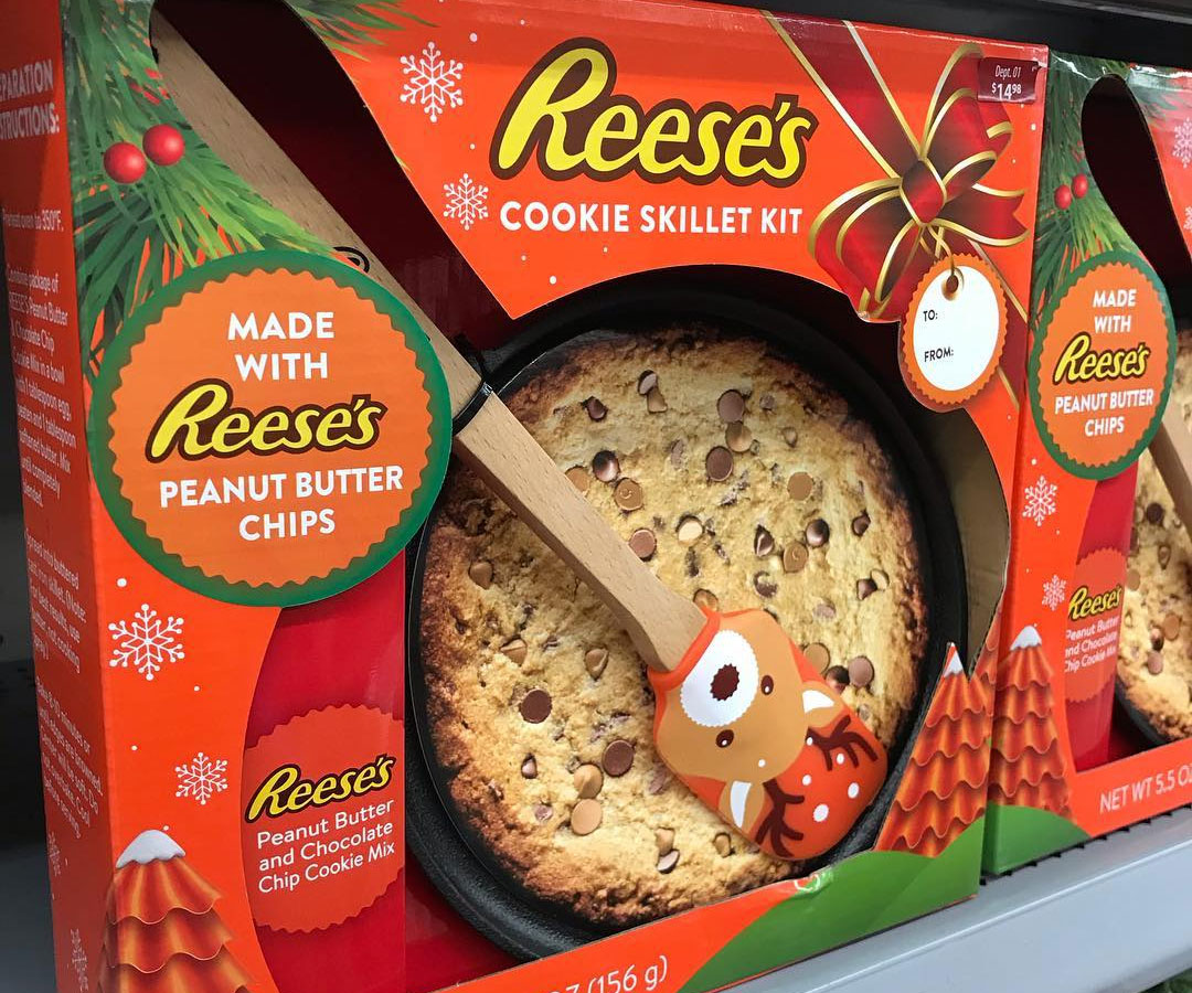 Reese's Peanut Butter Cookie Skillet Kit