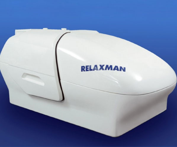The Relaxation Capsule