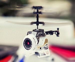 R/C Spy Camera Nano Helico...