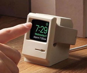 Retro Apple Watch Docking ...