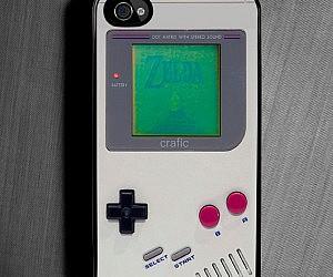 custodia gameboy iphone