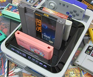 Retro Multi-Platform Gaming Console