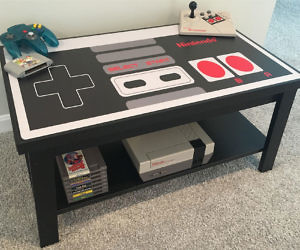 Atari Pong Coffee Table - Atari coffee table