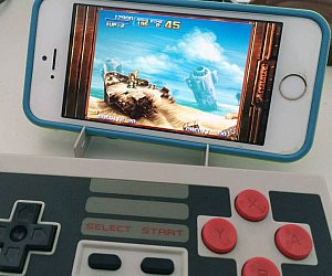 Bluetooth NES Gaming Controller