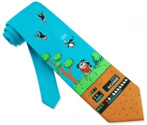 Retro Video Game Ties