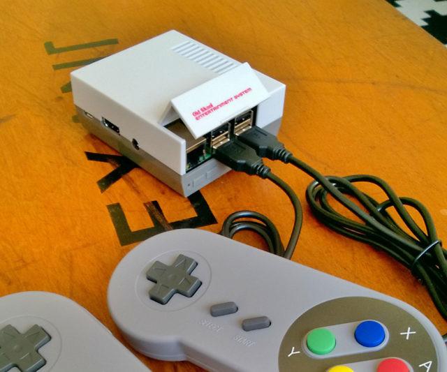 Pre-Loaded Retro Gaming Console