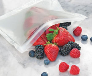 Great Reusable Zip Bags