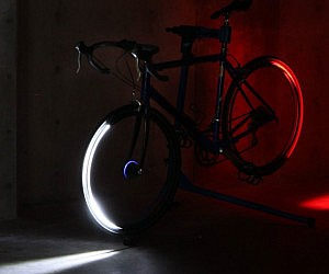 Light Up Bicycle Wheels