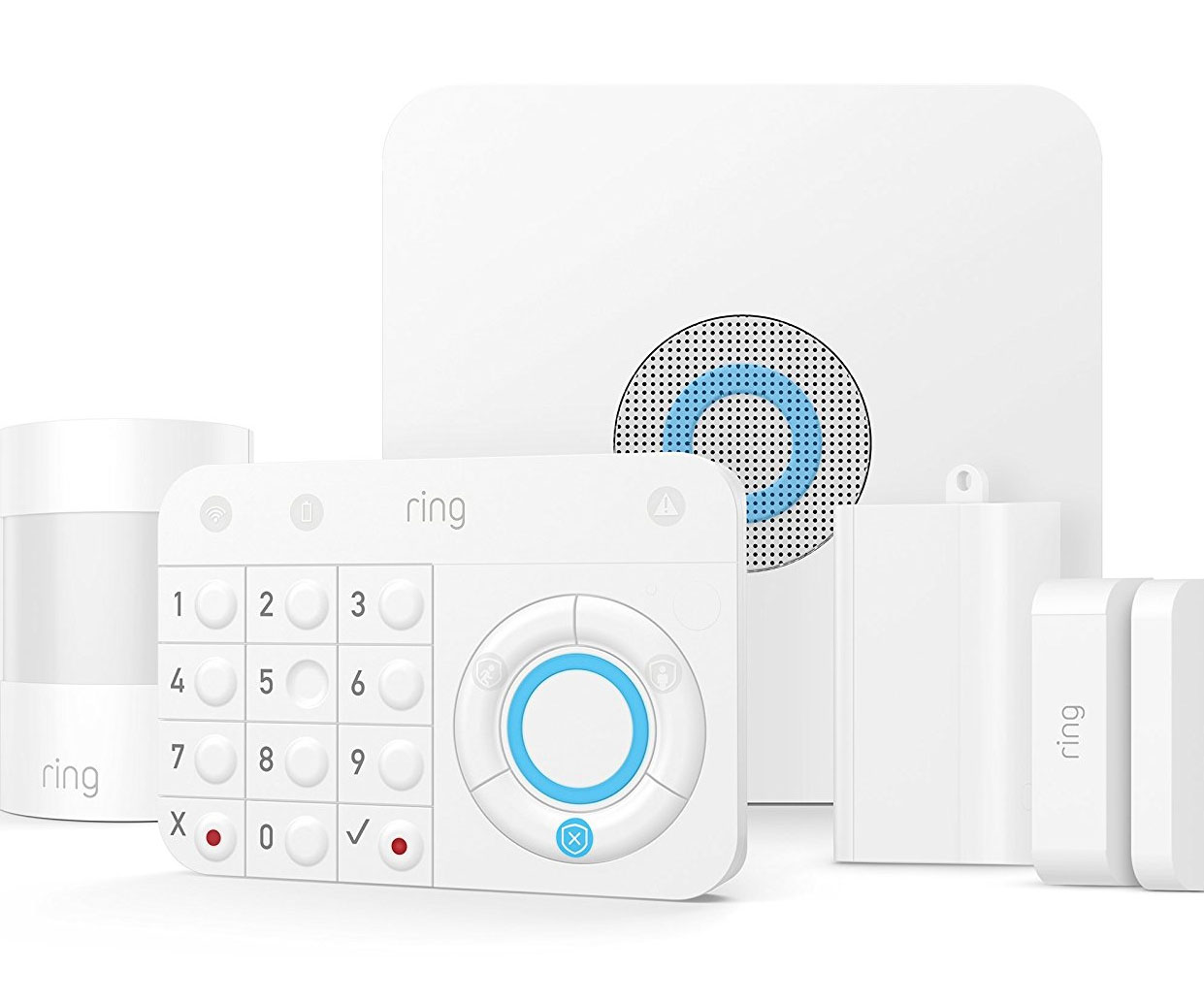 Ring Smart Home Security System - coolthings.us