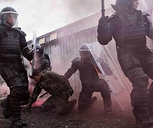 Riot Survival Training Camp