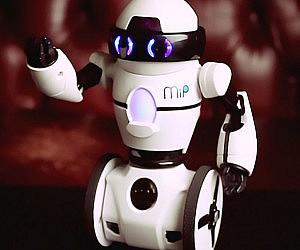 Worlds First Balancing Robot