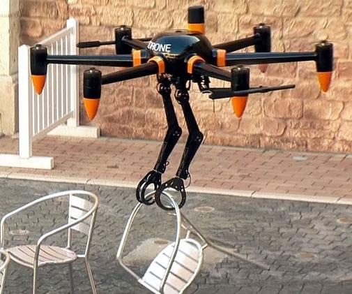Robot Arm Drone