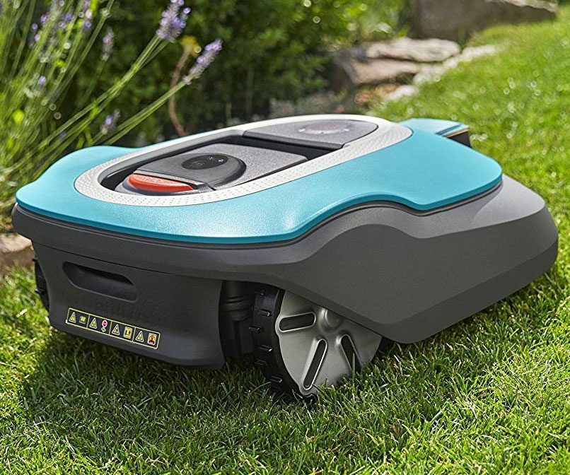 Robotic Lawnmower - coolthings.us