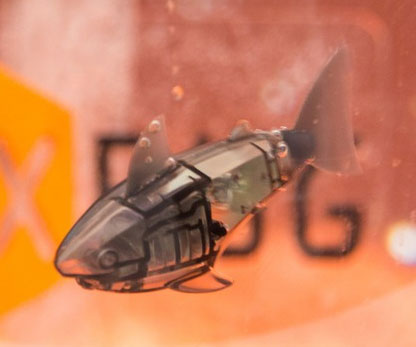 Robotic Pet Fish - coolthings.us