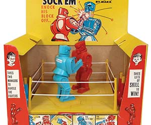 Rock ?Em Sock ?Em Robots